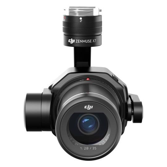 Cámara Zenmuse X7 Body + DL-S Lens Set x4