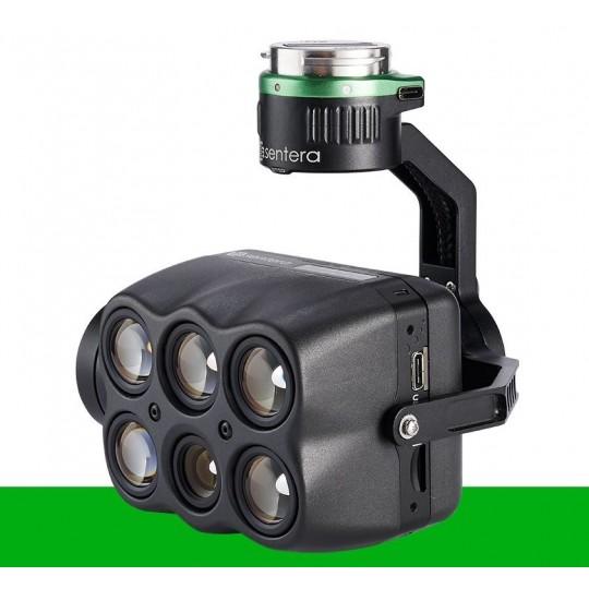 Camara Sentera 6X Multispectral Sensor
