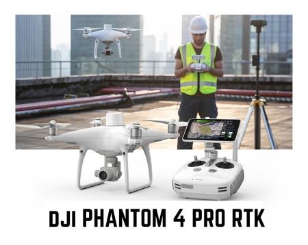 DJI PHANTOM 4 PRO RTK - DRONES PERU